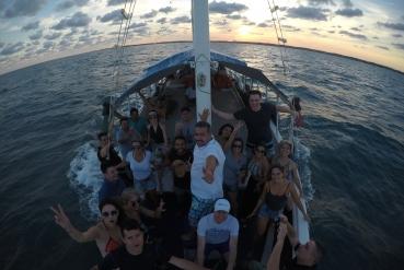Sunset on Board - Bagó Sports