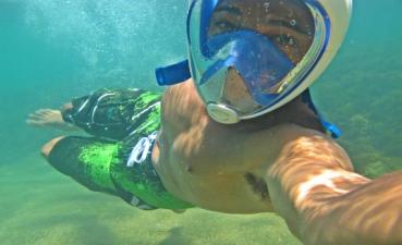 Mergulho Easybreath c/ Fotos
