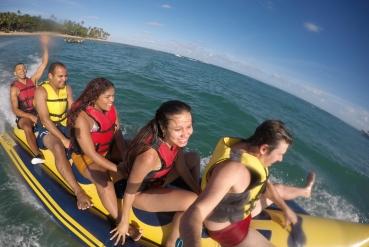 Banana Boat + Timeantube Trip - Grupo Viver Turismo