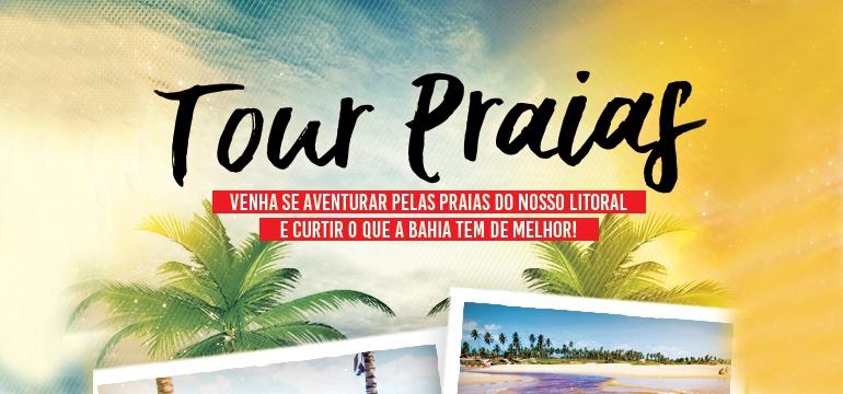 Tour de Praias Norte & Sul