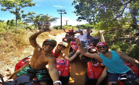 Quadriciclo Tour // QuadBike Tour
