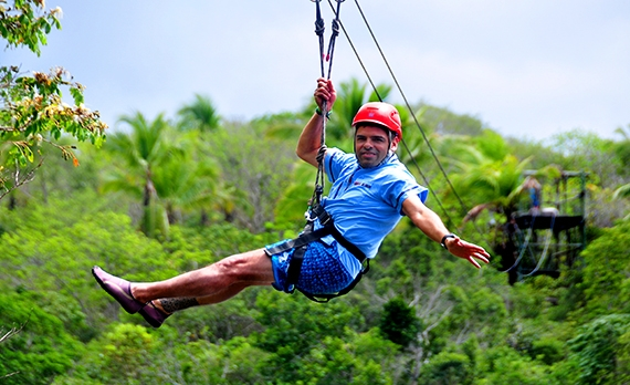 Aldeia Trip - Tirolesa - Para grupos agendados // Zipline - Just for booked groups