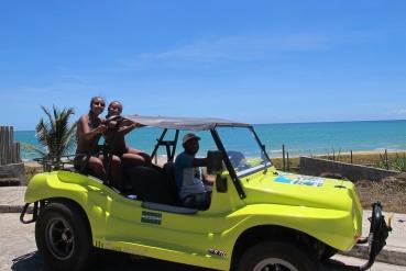 Buggy Tour Praias Norte/Sul