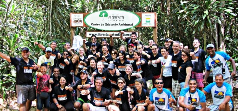 Team Building - Grupos Corporativos