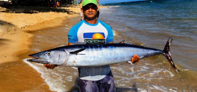 Pesca Costeira e Oceânica em Praia do Forte